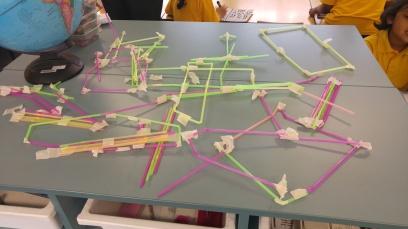 10-10-17 PEPS Daniel Lesson #1 Year 1 Straw Building Car
